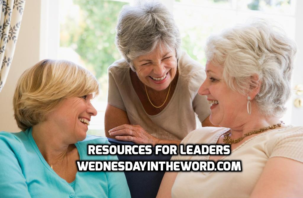 Leader Resources |WednesdayintheWord.com