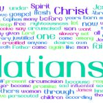 05 Galatians 3:15-22 Paul contrasts a deal and a promise