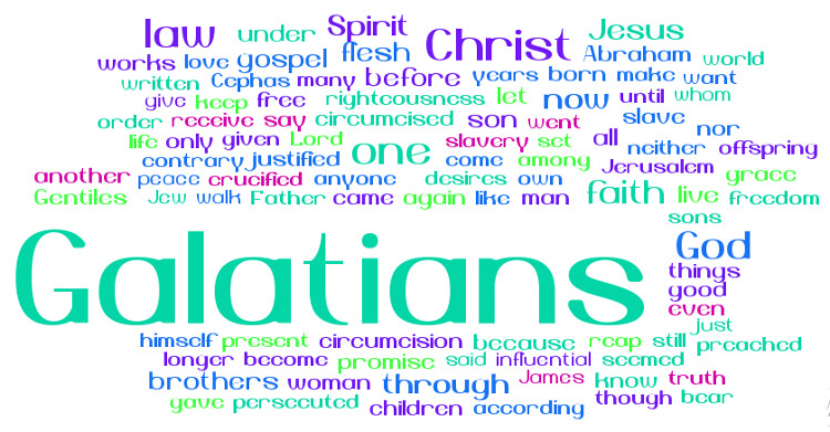 Galatians Bible Study Resources — Wednesday in the Word