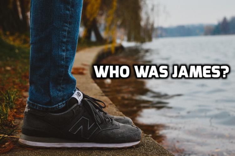 Who was James?   WednesdayintheWord.com