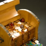 Treasure in Parables