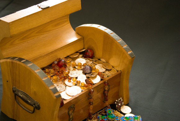 Treasure in Parables