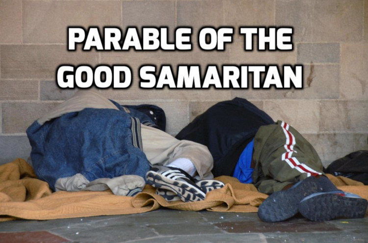Parable of the Good Samaritan | WednesdayintheWord.com