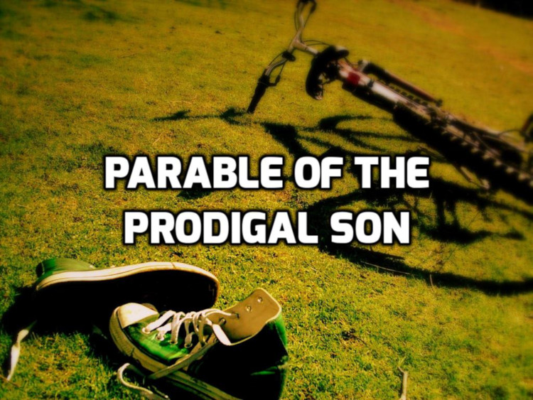 Parable of the Prodigal Son | WednesdayintheWord.com