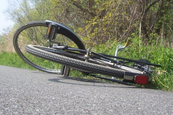 Fallen Bicycle