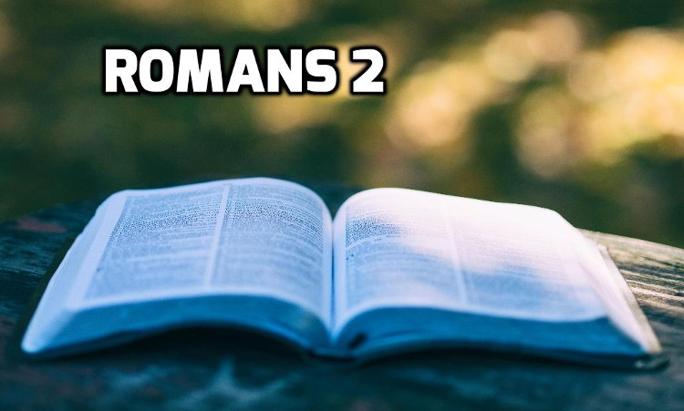 Romans 2 | WednesdayintheWord.com