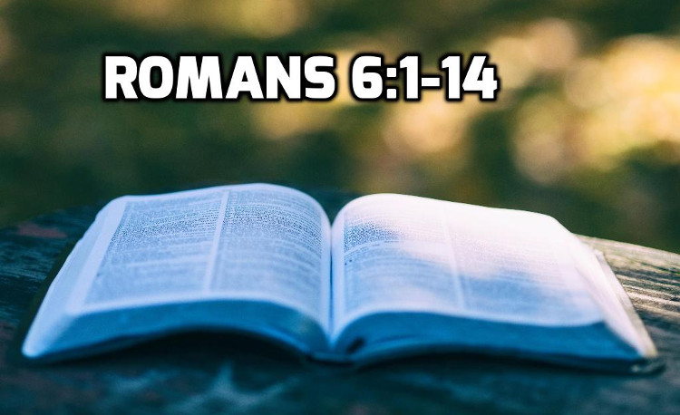 Romans 6:1-14 | WednesdayintheWord.com