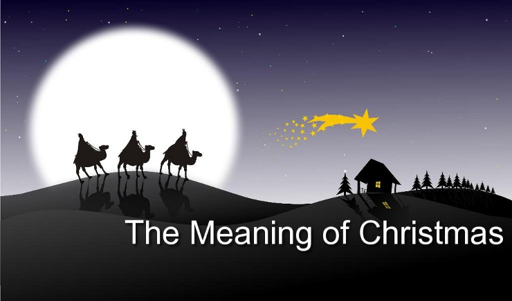 The Meaning of Christmas | WednesdayintheWord.com