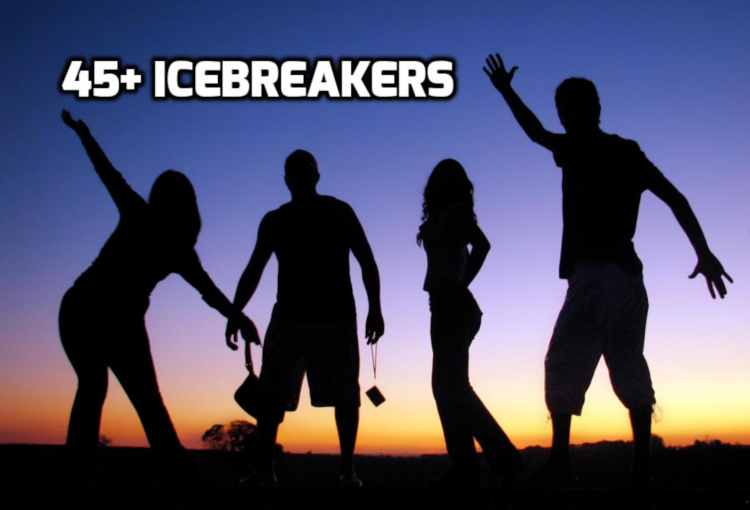 45+ Sample Icebreakers | WednesdayintheWord.com