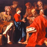 The Boy Jesus in the Temple and what that teaches us about Bible Study
