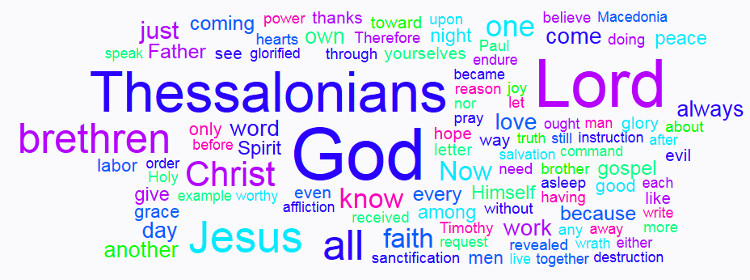 Thessalonians Bible Study Resources | WednesdayintheWord.com