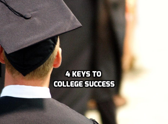 4 keys to Success in College|WednesdayintheWord.com