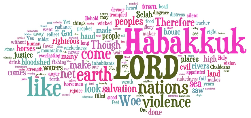 Habakkuk: Faith Under Fire from www.WednesdayintheWord.com