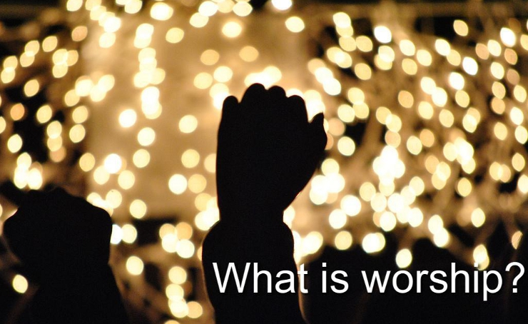 What is Worship | WednesdayintheWord.com
