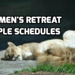 3 Women's Retreat Sample Schedules
