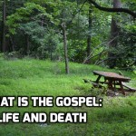 What is the Gospel: Life & Death