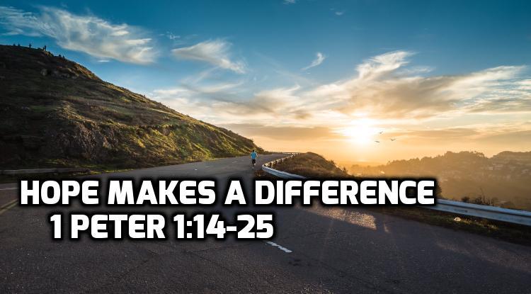 1 Peter 1:14-25   WednesdayintheWord.com