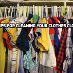 10 Tips for cleaning your closet
