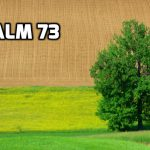 Psalm 73: The wicked contrasted with the righteous
