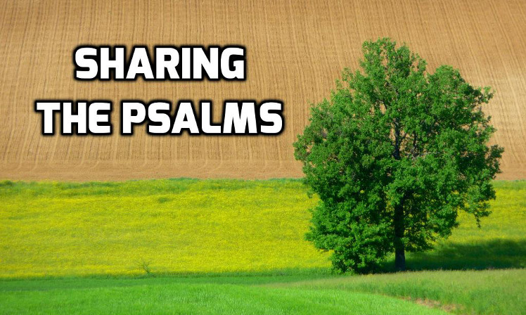 Sharing the Psalms | WednesdayintheWord.com
