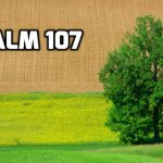 Psalm 107 The Lord delivers us from manifold troubles