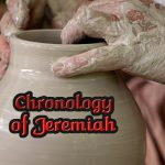 Chronology of Jeremiah's Ministry