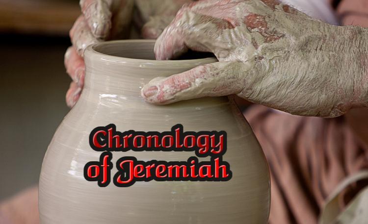 Chronology of Jeremiah | WednesdayintheWord.com