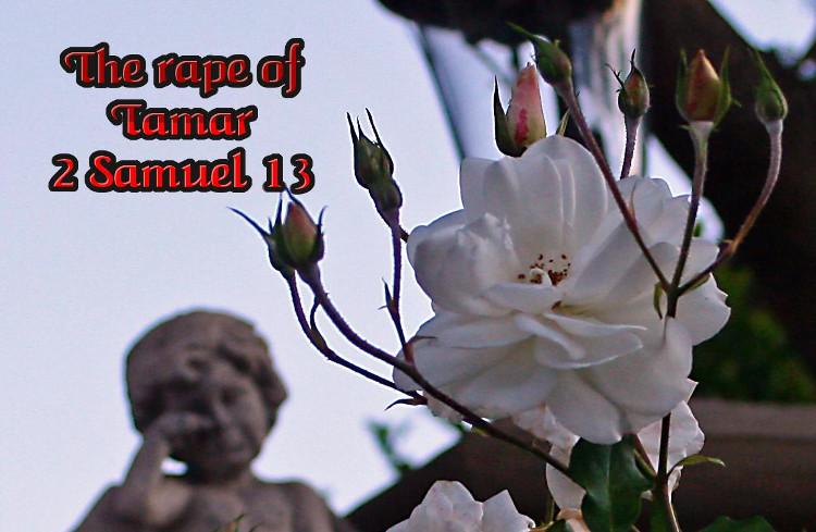 2 Samuel 13 The rape of Tamar | WednesdayintheWord.com