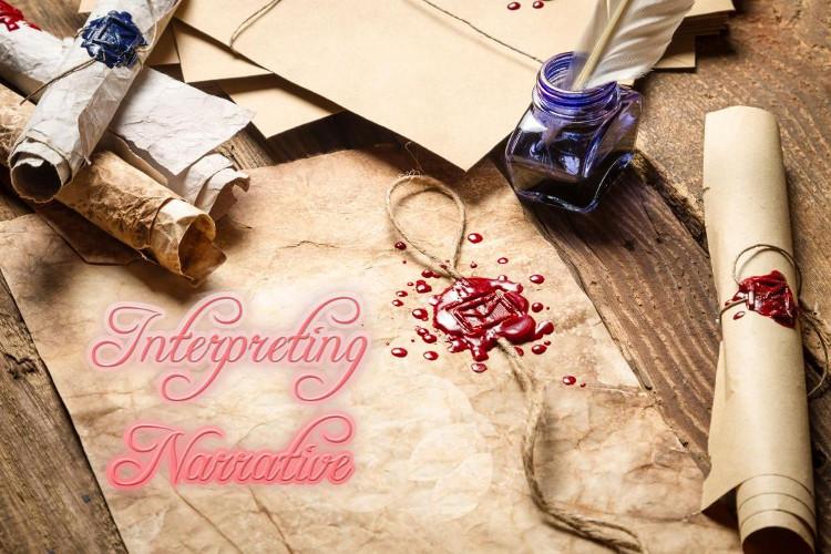 Interpreting Narratives | WendesdayintheWord.com