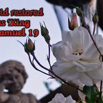 2 Samuel 19 David Restored as King