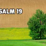 Psalm 19 Divine Revelation