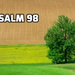 Psalm 98 Make a Joyful Noise