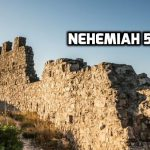05 Nehemiah 5:1-6:19 Enemies within and without