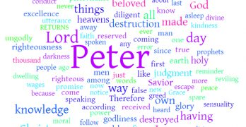 2 Peter: How to find life