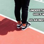 01 Understanding God's Will – as an individual