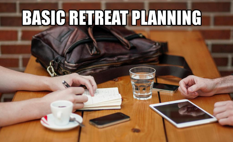 Basic Retreat Planning | WednesdayintheWord.com