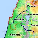 Region of Galilee | WednesdayintheWord.com