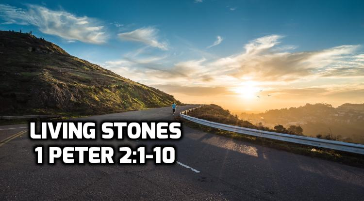 1 Peter 2:1-10 | WednesdayintheWord.com