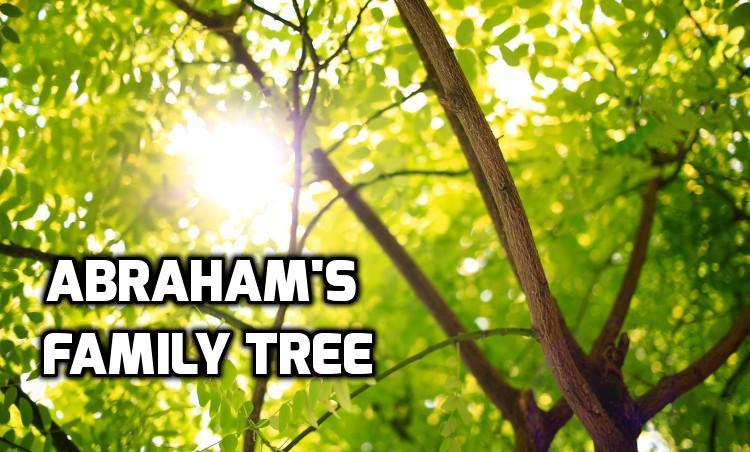 Abraham's Family Tree | WednesdayintheWord.com