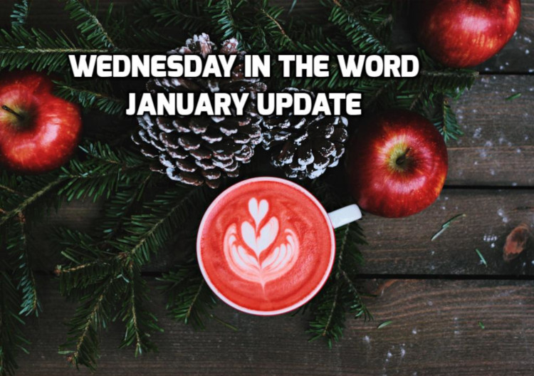 January 2021 Reflections   WednesdayintheWord.com