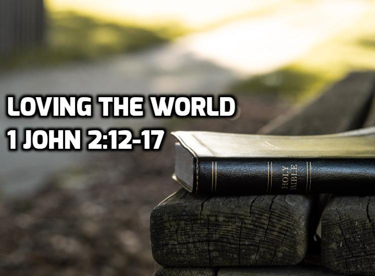 04 1 John 2:12-17: Loving the World | WednesdayintheWord.com