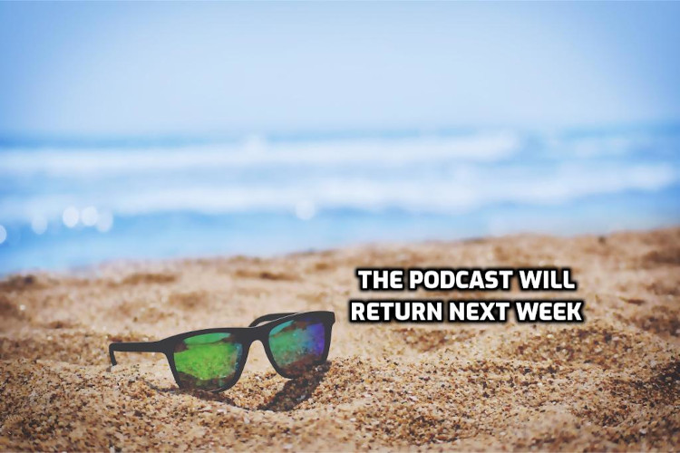The podcast will return next week | WednesdayintheWord.com