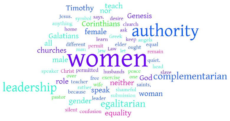 Women in authority in the church Resources | WednesdayintheWord.com