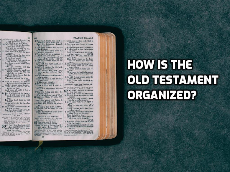 How is the Old Testament organized? | WednesdayintheWord.com