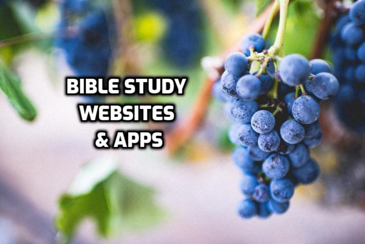 Bible Study Websites & Apps | WednesdayintheWord.com