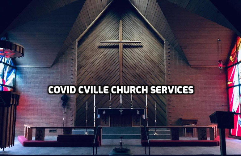 COVID Cville Church Services | WednesdayintheWord.com