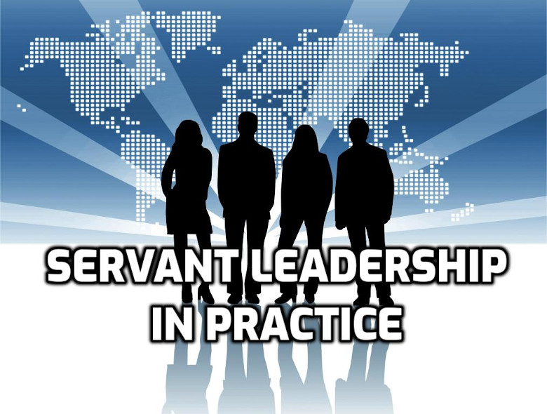 Servant Leadership in Practice | WednesdayintheWord.com