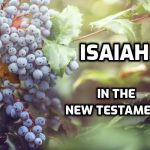 Isaiah quotes in the New Testament