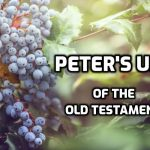 Peter's use of Old Testament