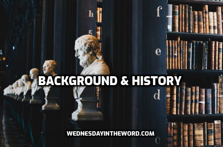 Background & History | WednesdayintheWord.com